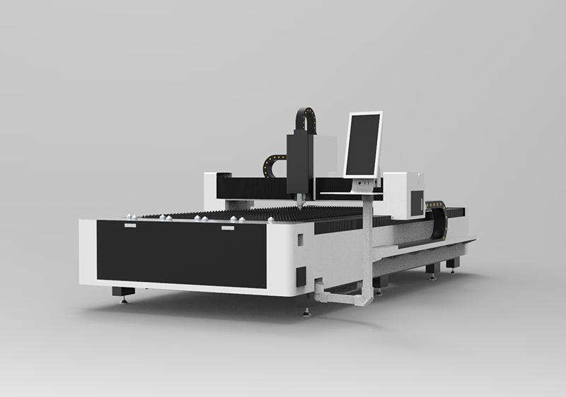 TS-3015 fiber laser cutting machine