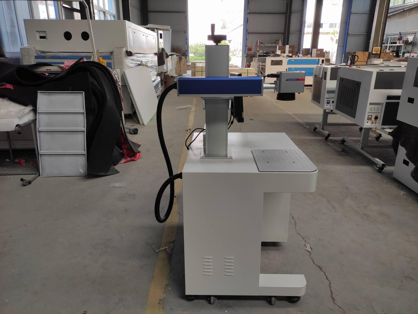 Cabinet Laser Marking Machine
